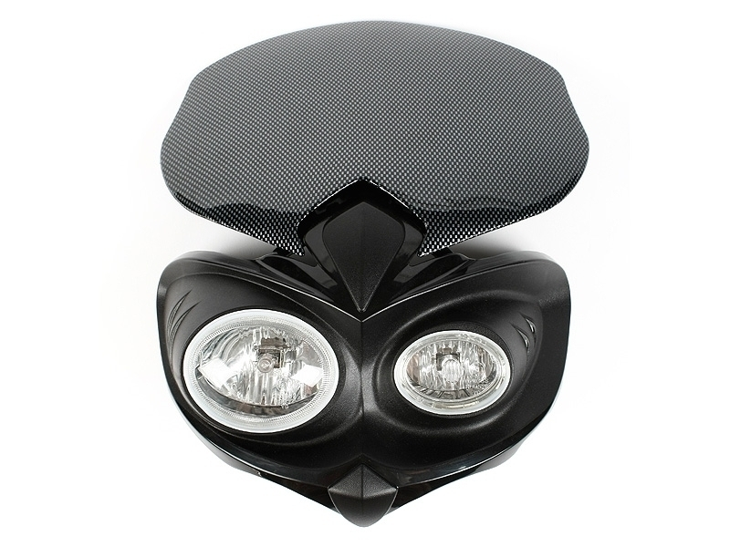 Headlight_Carbon