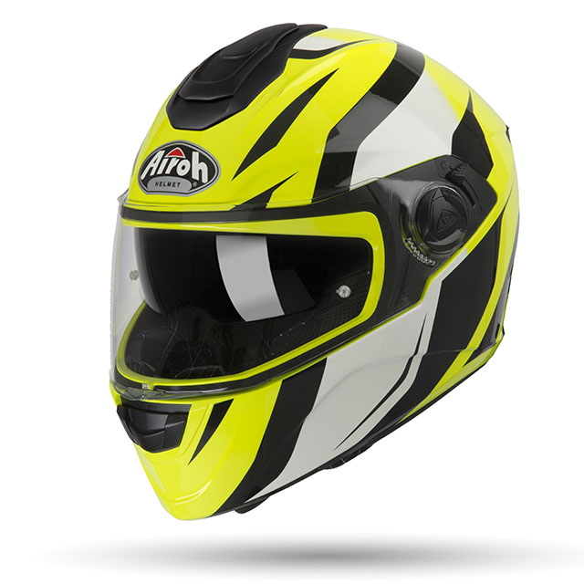 Airoh ST301 Tide Yellow Gloss