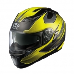 Kamui Stinger Matt Black Fluro Yellow