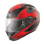 Kamui Stinger Matt Black Red