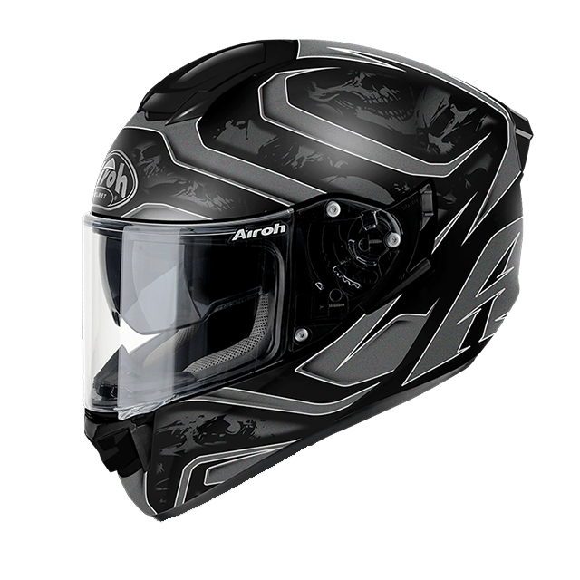 ST501 Dude Anthracite Matt